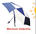 Minivent Umbrella